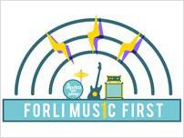 Logo Forlì Music Firts 2016